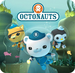 Disney Junior's Octonauts: Adventure, Friendship, and Science Fun for Toddlers and Preschoolers