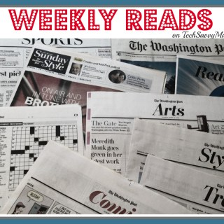 Weekly Reads: Google Reader Replacements