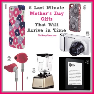 6 Last Minute Mother's Day Gifts That Will Arrive in Time