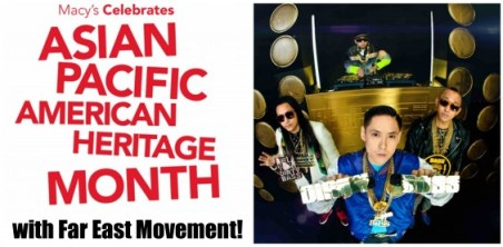 Macy's Asian Pacific American Heritage Month