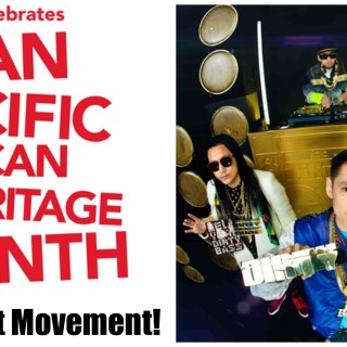{Sponsored} Celebrate Asian Pacific American Heritage Month at Macy's with Performances by Far East Movement