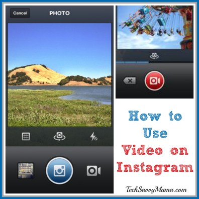 How to Use Video on Instagram