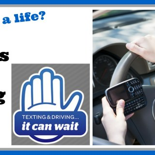 Dangers of Texting While Driving and Why It Can Wait