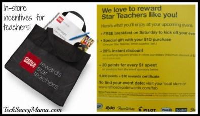 OD Star Teacher Rewards Incentives