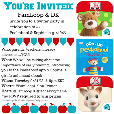 FamLoop Twitter party invite FINAL