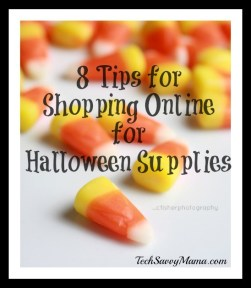 8 Tips for Shopping Online for Halloween Supplies