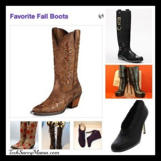Favorite Fall Boots {sponsored}