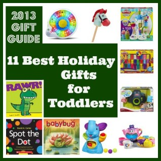 11 Best Holiday Gifts for Toddlers