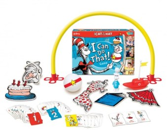 Cat in the Hat I Can Do That!