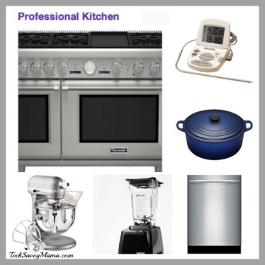 Must Haves for a Professional Kitchen