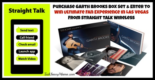 Straight Talk Wireless Garth Brooks Sweepstakes