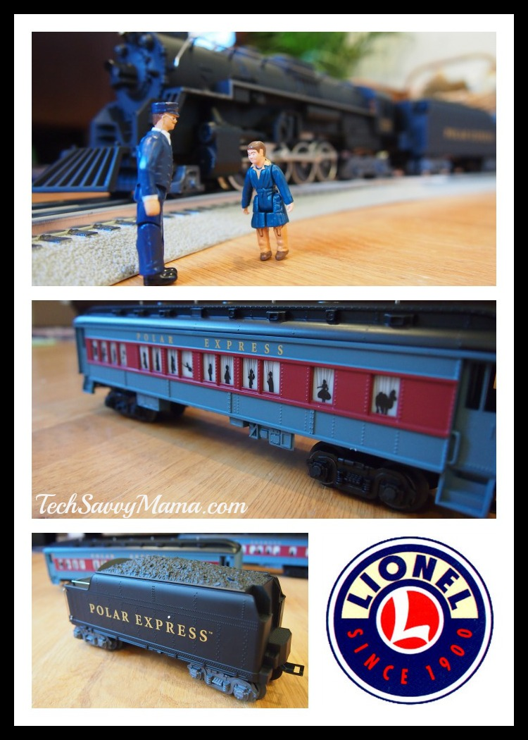Vintage Lionel Polar Express Train Cars I TechSavvyMama