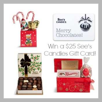 See's Candies Christmas Treats