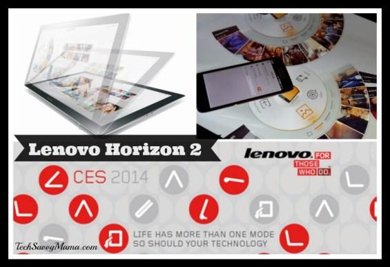 Lenovo Horizon 2 PC