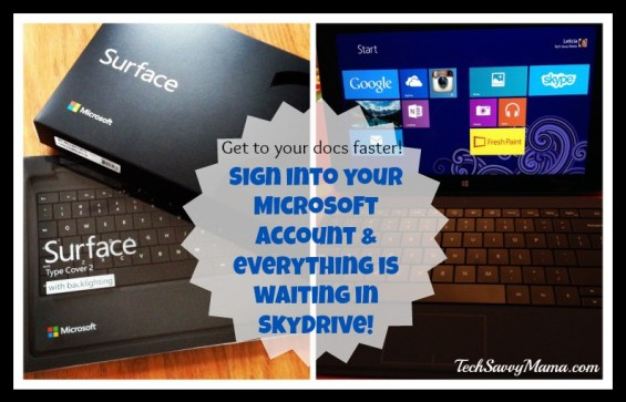 PC Setup Made Easy with a Microsoft account!