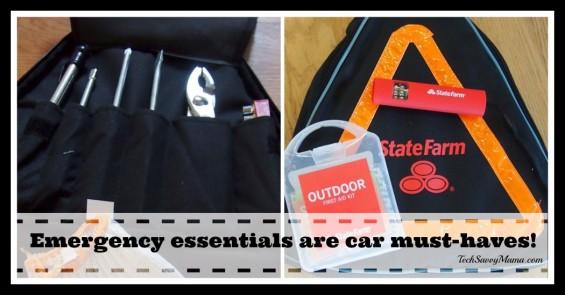 Road Trip Essentials Emergency Supplies