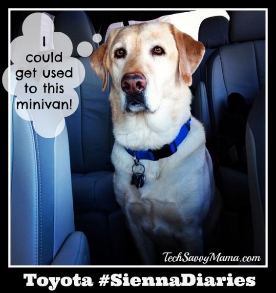 Toyota #SiennaDiaries I TechSavvyMama.com