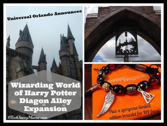 Universal Studios Orlando Wizarding World News & Limited Edition Joseph Nogucci Patronus Bracelet