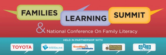 The National Center for Families Learning's (NCFL) 22nd annual Families Learning Summit and National Conference on Family Literacy