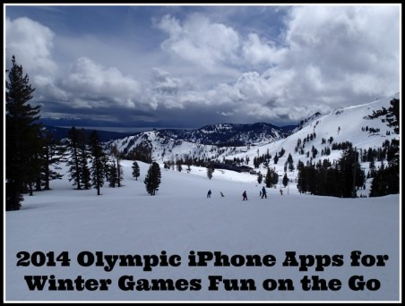 2014 Olympic iPhone Apps Sochi