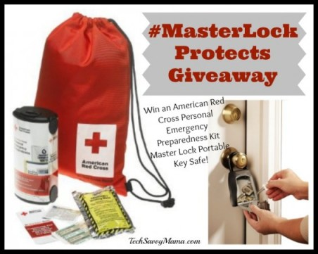 #MasterLockProtects Giveaway