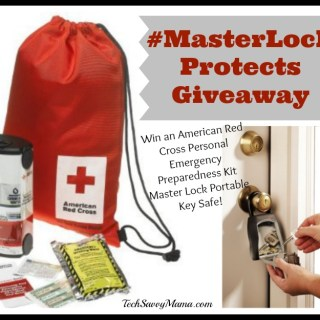 Protect What You Love and Care About the Most  #MasterLockProtects Giveaway