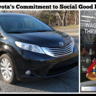 Continuing Toyota's Commitment to Social Good by Giving Back to Our Humane Society #SiennaDiaries