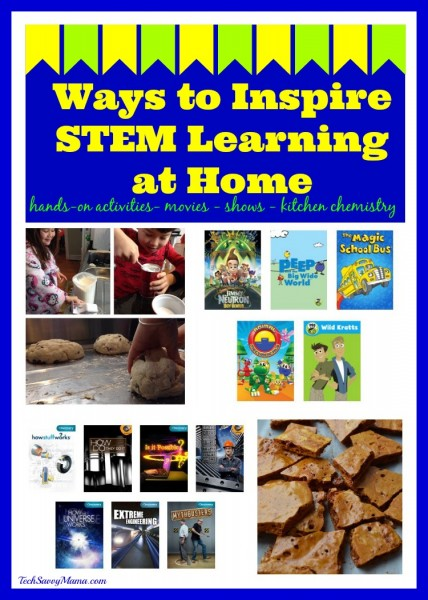 Ways to Inspire STEM Learning at Home