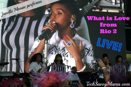 Janelle Monae What is Love Rio2