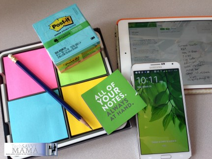 Capture Handwritten Notes Digitally with Post-it Products Evernote Collection