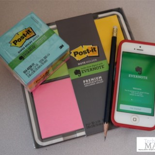 How Post-it Products Evernote Collection Serves as a Secret Weapon for Family Communication