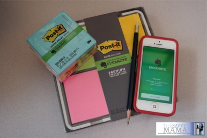 Post-it Products Evernote Collection - A Secret Weapon for Family Communication