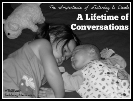 Listening to Create a Lifetime of Conversations