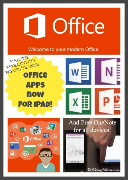 office for free on ipad