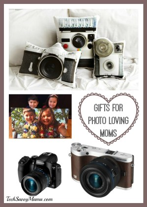 Mother's Day Gift Guide- Gifts for Photo Loving Moms