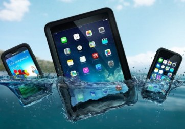 LifeProof fre and nuud cases for iOS devices and Samsung Galaxy