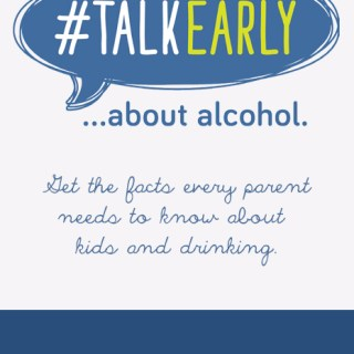Talk Early Twitter Party about underage drinking