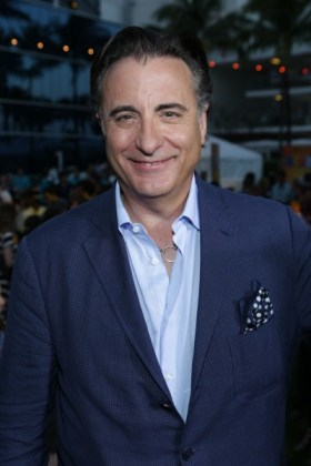 "Andy Garcia attends as Twentieth Century Fox presents the World Premiere of ""Rio 2"" at The Fontainebleau Miami Beach in Miami Beach, FL on Friday, March 21, 2014.(Brandon Clark/ABImages)"