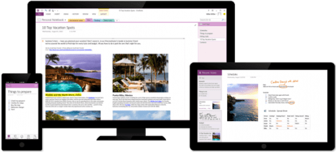9 Things to Do to Become an Office Power User: Go paperless with OneNote