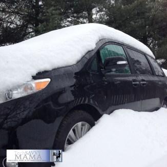 #SiennaDiaires Snow