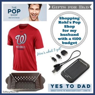 Kohl's Pop Shop Makes Online Father's Day Shopping Easy