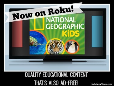 NGKids Streaming on Roku