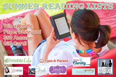 Summer Reading Lists Giveaway