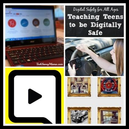 Teaching Teens to Be Digitally Safe