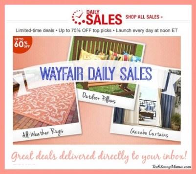 Wayfair Daily Sales