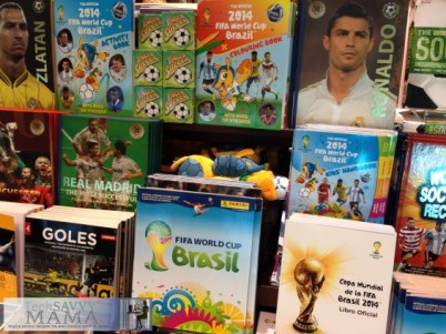 World Cup Soccer Books