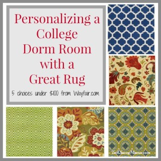 Personalizing a College Dorm Room with a Great Rug