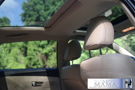 Toyota Venza Panoramic Roof