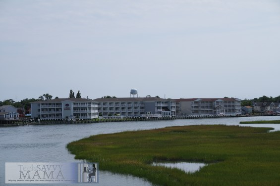 Comfort Suites Chincoteague Bridge View