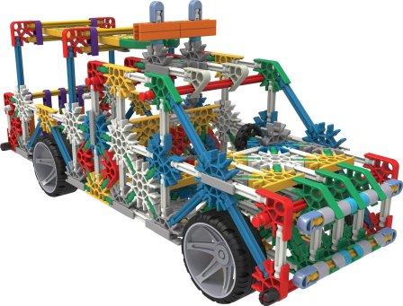 K'NEX Car